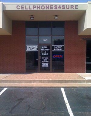 Richardson Store Front