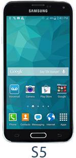 Galaxy S5 screen repair